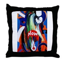 The power of Now Throw Pillow