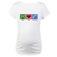 Peace Love Psychology Shirt