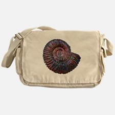 Ammonite.png Messenger Bag