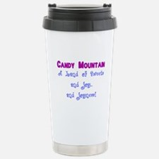 Candy Mountain for white.png Travel Mug