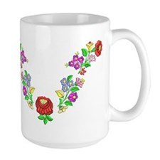 Hungarian folk motif Mug