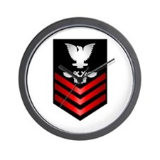 Navy Aviation Boatswain's Mate First Class Wall Cl