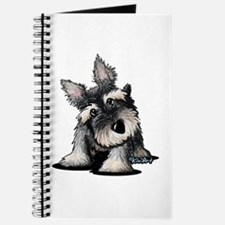 KiniArt Schnauzer Journal