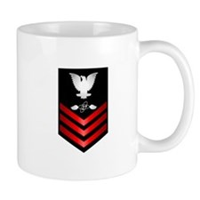 Navy Aviation Electronics Tech First Class Mug