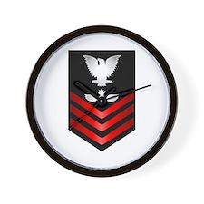 Navy Aviation Ordnanceman First Class Wall Clock