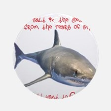 The Tears of a Shark (Non-Redundant) Ornament (Rou