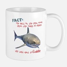 The Tears of a Shark (Non-Redundant) Mug