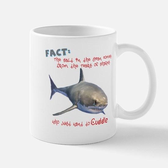The Tears of a Shark (Non-Redundant) Mug