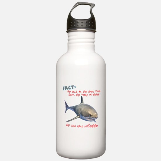 The Tears of a Shark (Non-Redundant) Water Bottle