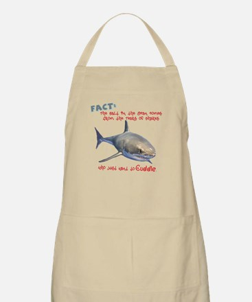 The Tears of a Shark (Non-Redundant) Apron