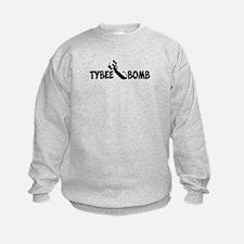 Tybee Island Lighthouse Design. Sweatshirt