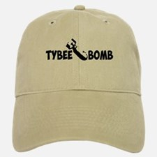 Tybee Island Lighthouse Design. Baseball Baseball Cap
