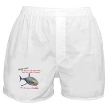 Shark Tears Boxer Shorts