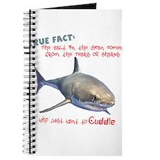 Shark Tears Journal