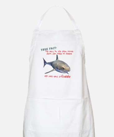 Shark Tears Apron