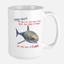 Shark Tears Ceramic Mugs