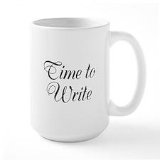 Time to Write Mug