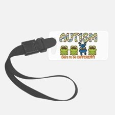 Dare to be Different Luggage Tag