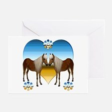 Pony Kiss Greeting Cards (Pk of 20)