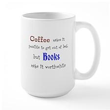 Coffee and Books Mug