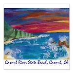 Carmel State Beach, Carmel CA 700.jpg Square Car M