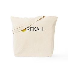 REKALL Tote Bag