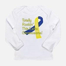 Rockin Chromosome Long Sleeve Infant T-Shirt