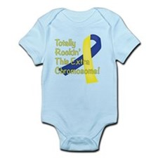 Rockin Chromosome Infant Bodysuit