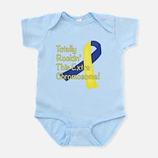Rockin Chromosome Infant Bodysuit