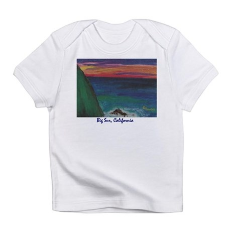 Big Sur 700.jpg Infant T-Shirt