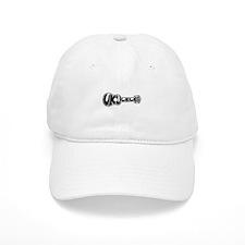 Ukulele Logo Baseball Baseball Cap