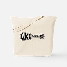 Ukulele Logo Tote Bag