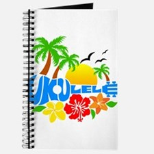Ukulele Island Logo Journal