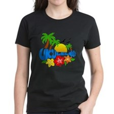Ukulele Island Logo Tee