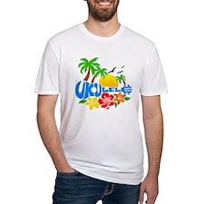 Ukulele Island Logo Shirt