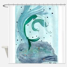 Atlantis by Lee Shower Curtain
