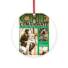 Comandante Che Ornament (Round)