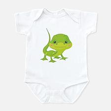 Cute Baby Lizard Infant Bodysuit