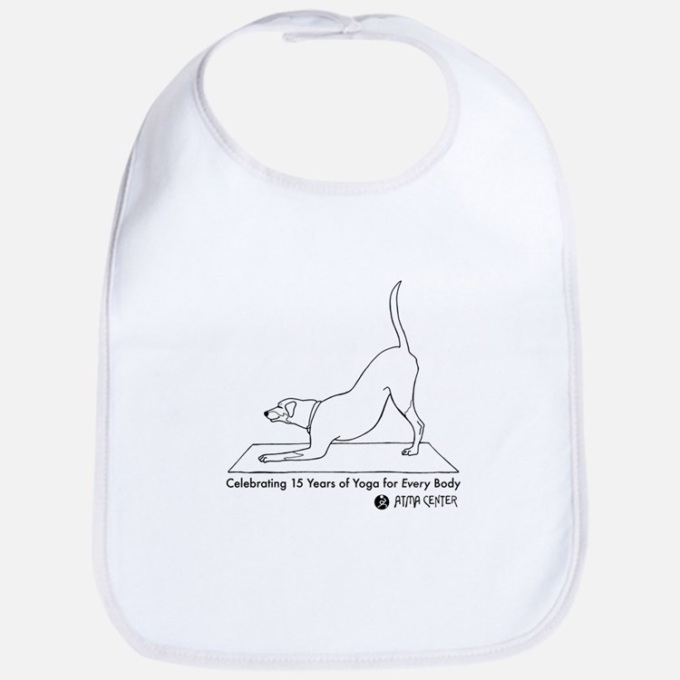 Atma Center's 15th Anniversary Bib