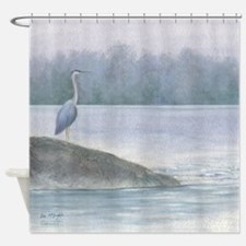 hazy day Shower Curtain