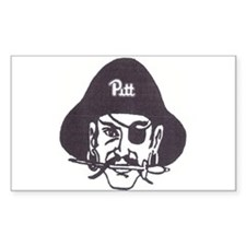 The Pittsburg Fighting Pirates Decal