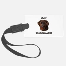 Got Chocolate-Jack.png Luggage Tag