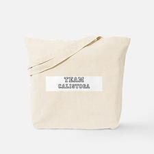 Team Calistoga Tote Bag
