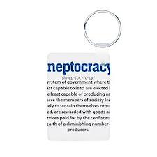 Ineptocracy Keychains