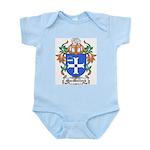 MacMullock Coat of Arms Infant Creeper
