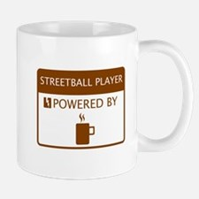 Streetball Player Powered by Coffee Mug