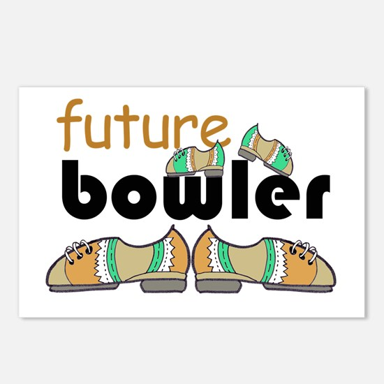 future bowler Postcards (Package of 8)