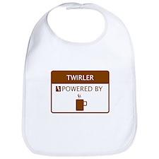 Twirler Powered by Coffee Bib