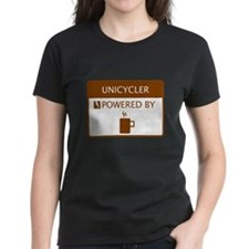 Unicycler Powered by Coffee Tee