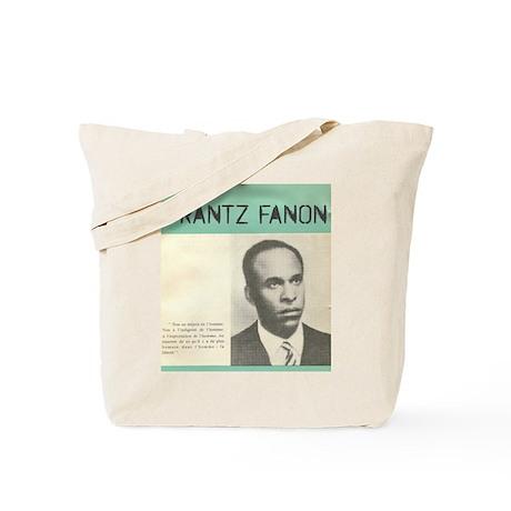 Frantz Fanon Tote Bag